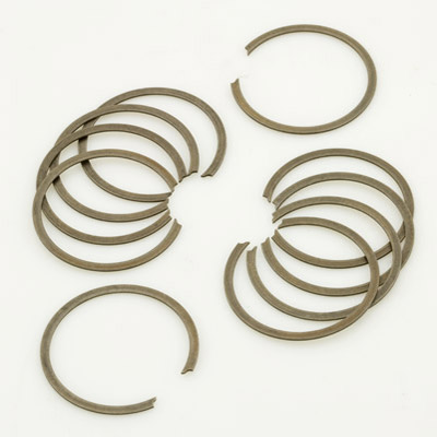 Eastern Motorcycle Parts  Transmission Main Bearing Snap Ring for Sportster?
