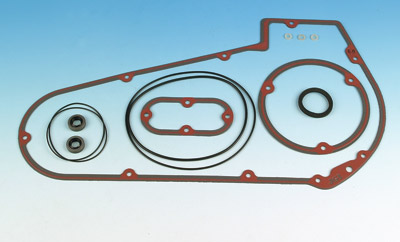 Genuine James Primary and Inspection Cover Gasket Kit