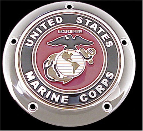 CAT LLC USMC Derby Cover