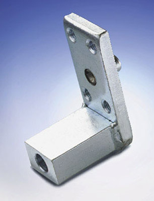 Primary Chain Adjuster Shoe Mount Bracket