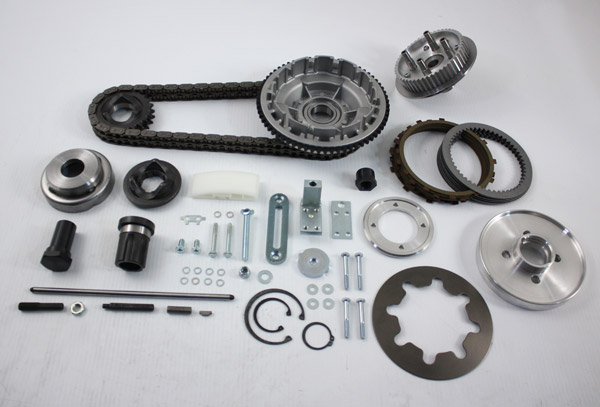 V-Twin Manufacturing Primary Chain Drive System