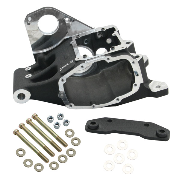 S&S Cycle XW-R Transmission 5-Speed Right Side Drive Case for X-Wedge Engines