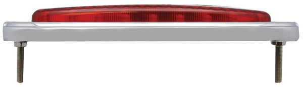 Pro-One Flush Mount LED Taillight with Red Lens