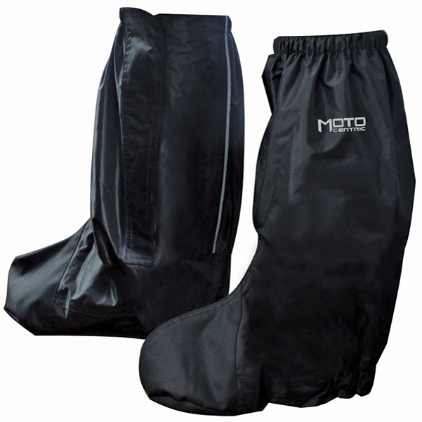 MotoCentric MotoTrek Boot Covers | 606-031 | J&P Cycles