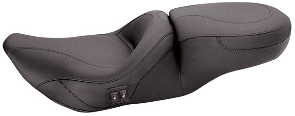Mustang One-Piece Heated Touring Seat