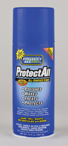 Protect All, Inc. Cleaner and Polish 13.5 oz. Aerosol Spray