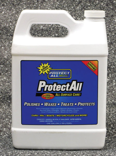 Protect All, Inc. Cleaner and Polish 1 Gallon Jug