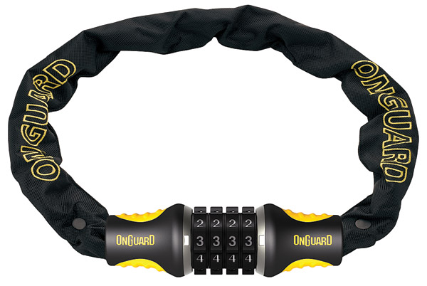 OnGuard Steel Ball Combo Mastiff Chain Lock