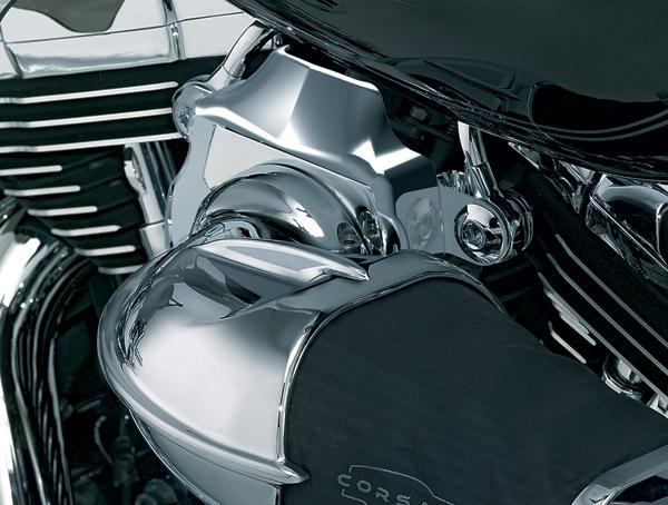 Kuryakyn Throttle Body Cover for Twin Cam Motors