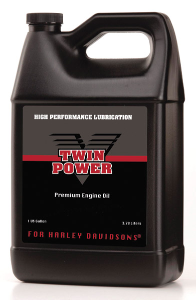 Twin Power Premium Engine Oil 20W50 Gallon