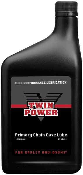Twin Power Primary Chain Case Lubricant Quart