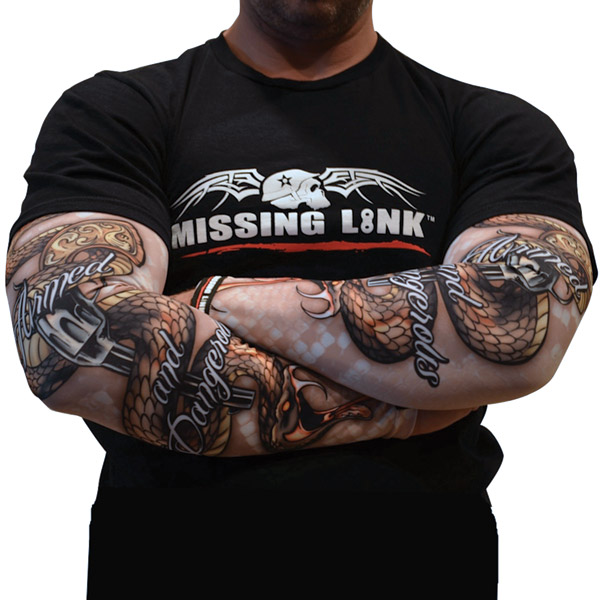 Missing Link Armed & Dangerous ArmPro Sleeves
