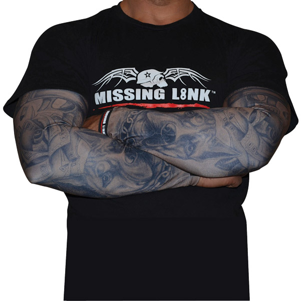 Missing Link Gunz-N-Money ArmPro Sleeves