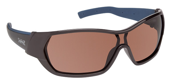 BANGERZ Sweeps Sunglasses Espresso/Blue