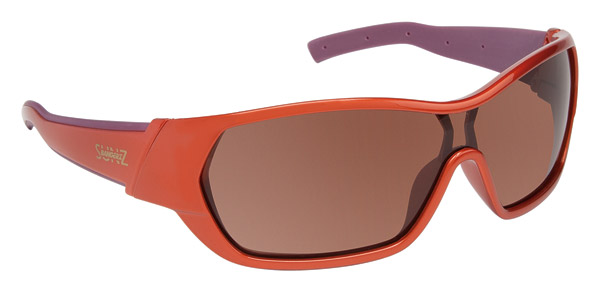 BANGERZ Sweeps Sunglasses Orange/Purple