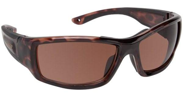 BANGERZ Two-Tone Sunglasses Tortoise/Black