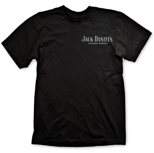 Jack Daniel's Black Bottle Short-Sleeve T-shirt