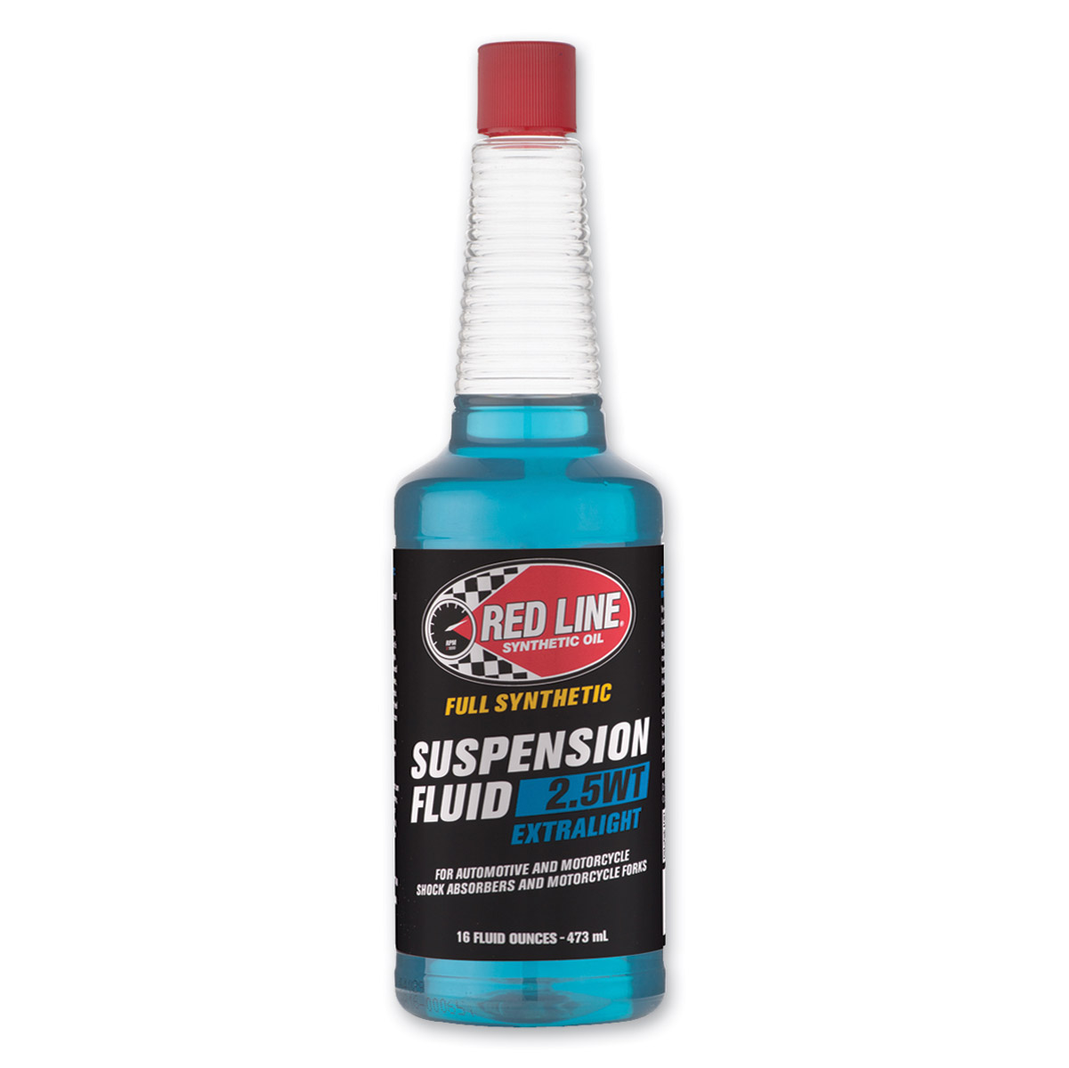 Red Line Suspension Fluid ExtraLight 2.5W 16 oz