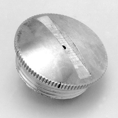 Chrome-plated Primary Cover Filler Cap