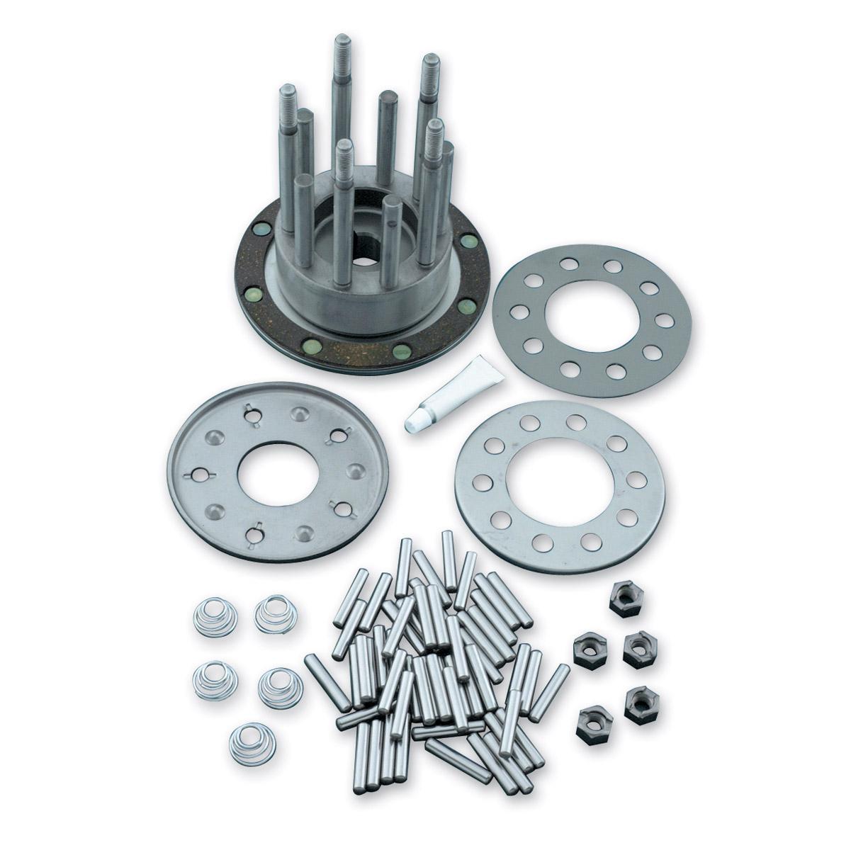 Clutch Hub 10-Stud Parts Kit for Harley Davidson by V-Twin