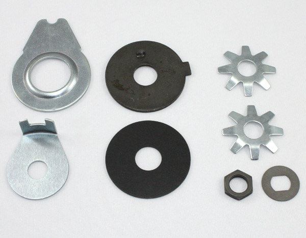 V-Twin Manufacturing Foot Clutch Friction Kit