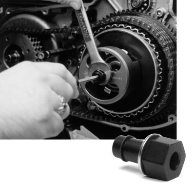 JIMS Diaphragm Clutch Spring Compression Tool Nut