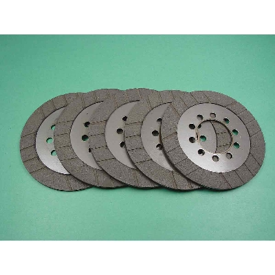 Barnett Performance Products Extra-Plate Clutch Kit