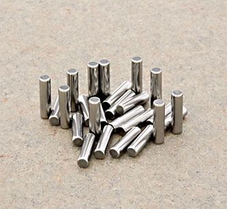 Custom Chrome Bearing Rollers