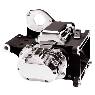 JIMS Fat 5 Overdrive Transmission, Black