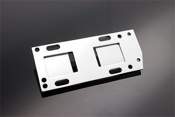 J&P Cycles® Transmission Mounting Plate