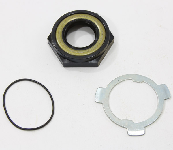 J&P Cycles® Mainshaft Nut Kit
