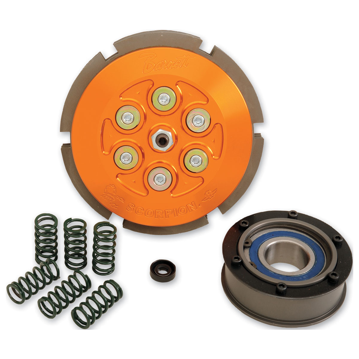 Barnett Performance Products Scorpion Billet Clutch