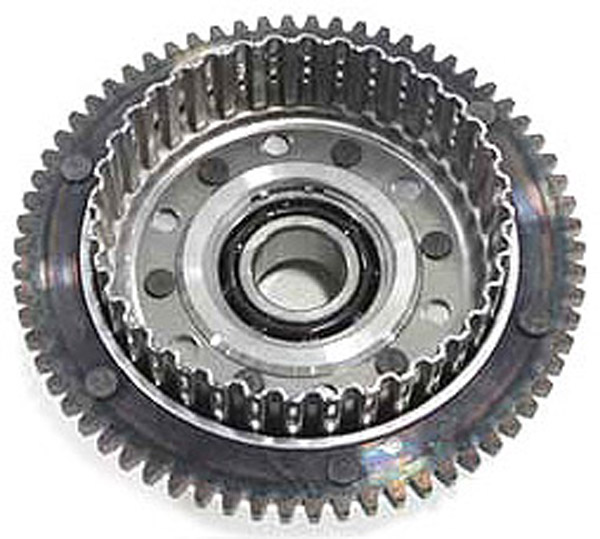 V-Twin Manufacturing Clutch Drum with Ring Gear