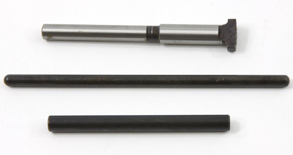 Custom Chrome Clutch Release Rod Set