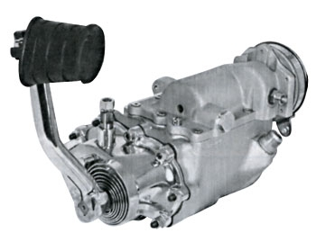 V-Twin Motor Shop 4-Speed Transmission
