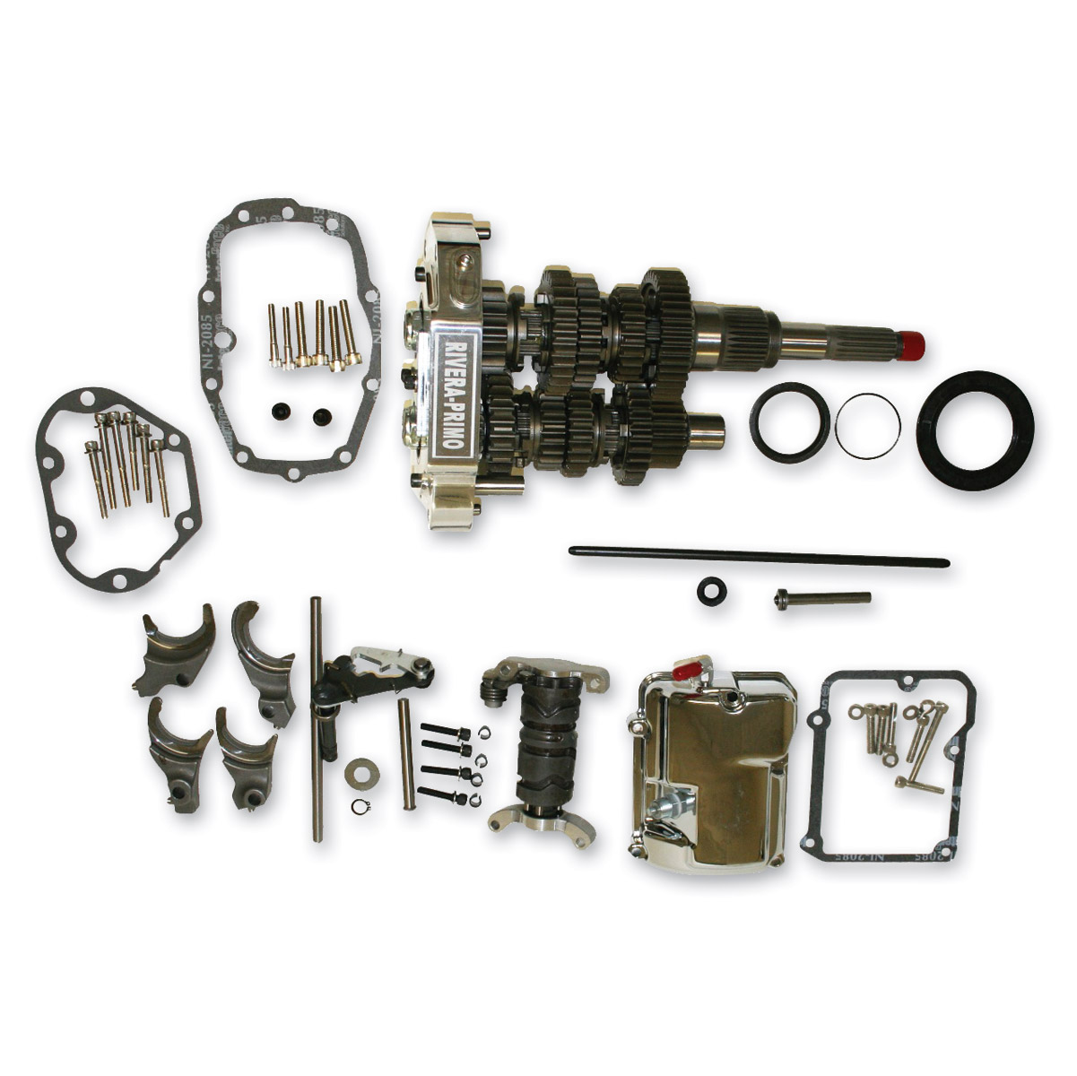 Rivera Primo Powerdrive 6 Speed Gear Set