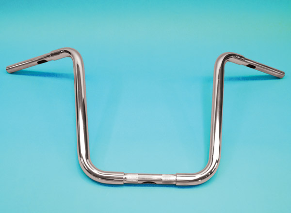 KST Kustoms 1-1/4″ Stainless Steel Straight Jacket Handlebars