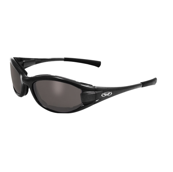 Global Vision Eyewear Uptown Black Framed Sunglasses