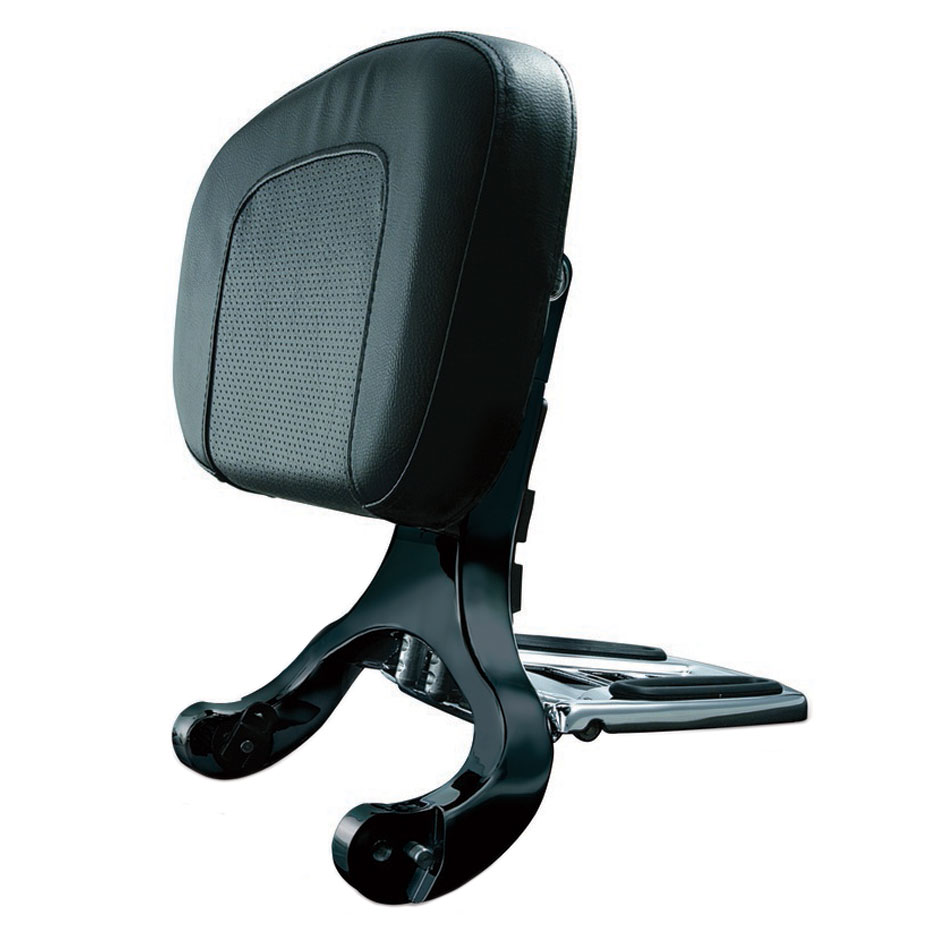Kuryakyn Multi-Purpose Driver and Passenger Backrest