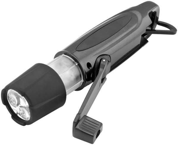 BikeMaster Generator Flashlight