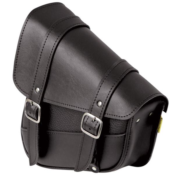Willie & Max Black Swingarm Bag