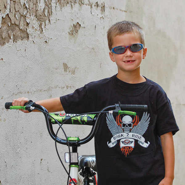 J&P Cycles® Kids J&P Born To Ride T-Shirt