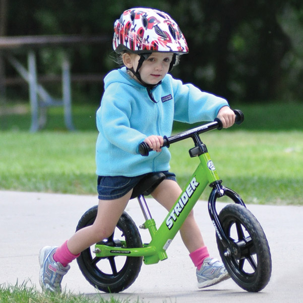 Strider ST-3 Balance Bike XL Seatpost with Saddle