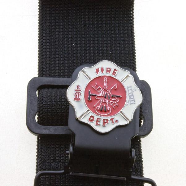Faarken Fireman's Badge Biker Stirrups