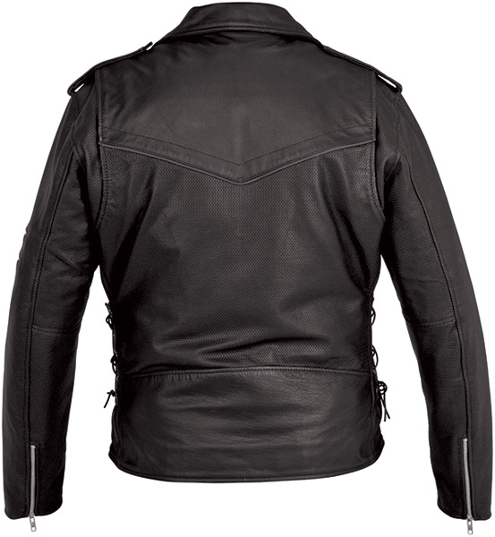 River Road Men's Ironclad Perforated Jacket