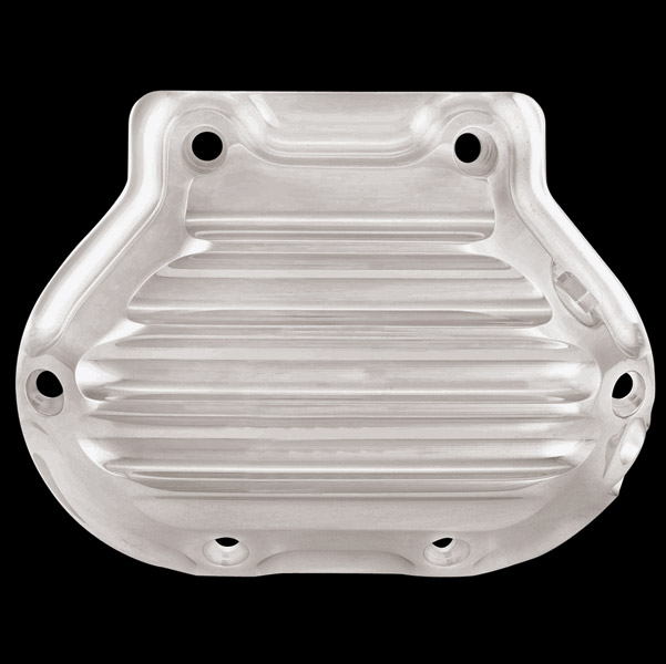 Roland Sands Design Chrome Nostalgia Transmission Side Cover
