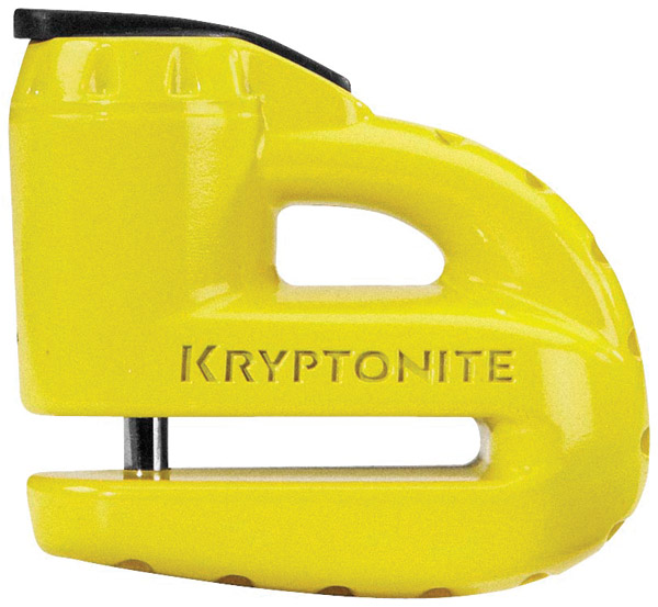 Kryptonite Keeper 5-S2 Disc Lock Matte Yellow
