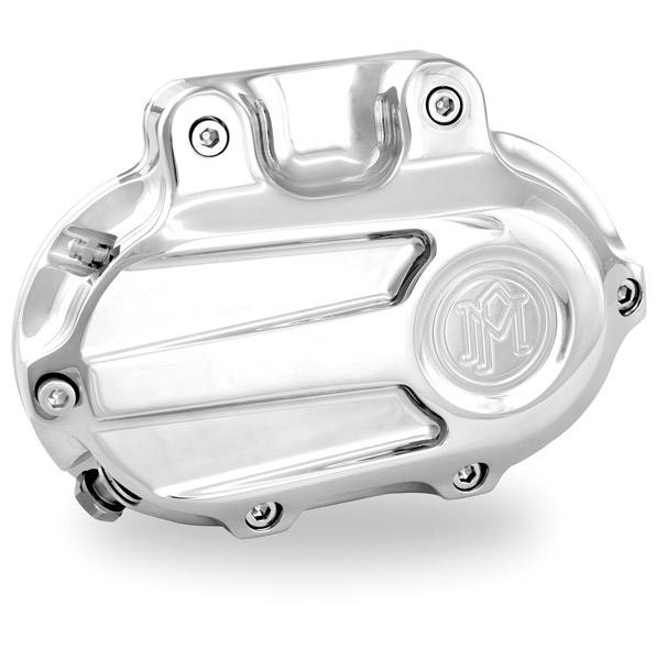 Performance Machine Scallop Chrome 6-Speed Hydraulic Transmission Side Cover