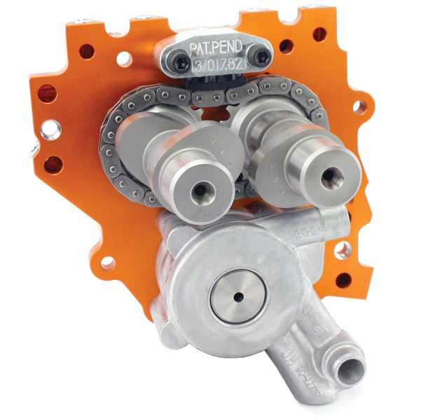Zipper's Performance Products Red Shift Dual Piston Cam Chain Tensioners