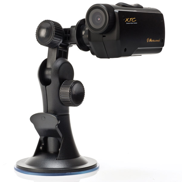 Midland Radio RAM Suction Cup Mount